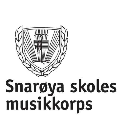 Logo Snarøya skoles musikkorps
