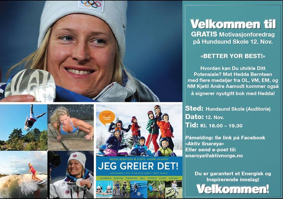 Aktiv Snarøya - invitasjon