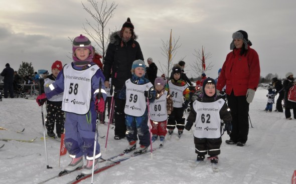Lions Ski Run 2013 nettside