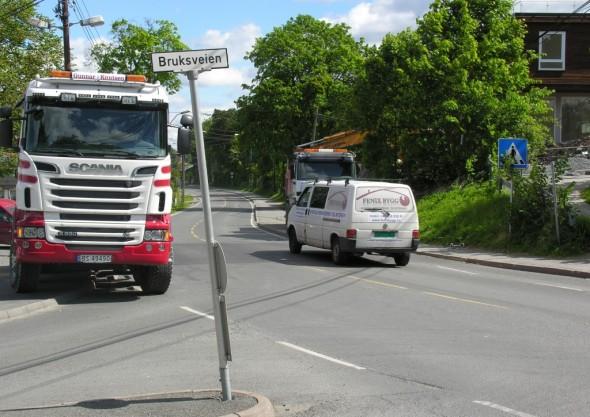 Trafikk ved Meny 4.juni 2013 (5)