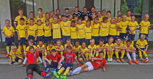 Birmingham fotballskole 2015. Foto Paal Alme (4)