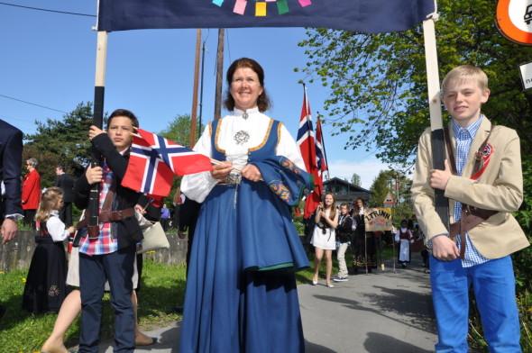 Rektor er klar for ny fane til Storøya skole