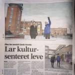 Kultursenter på Gamle Fornebu