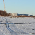 Som man kan se, er det ikke akkurat perfekte forhold på Storøya i øyeblikket
