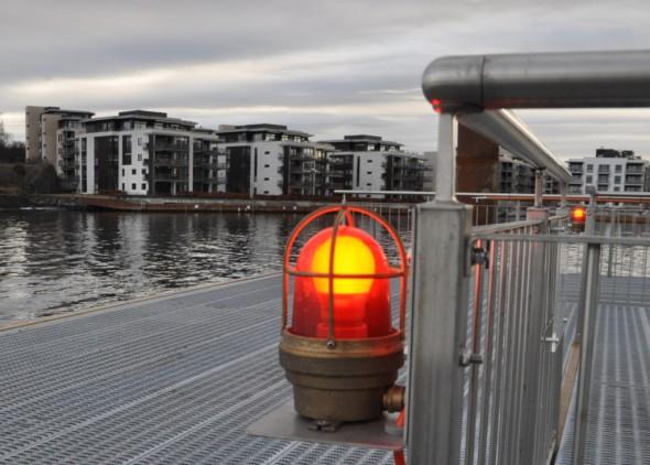 Rødt lys for fergen skal bli GRØNT!