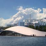 Akvarium på Fornebu?